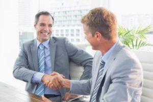 Partnering with a managed service provider.