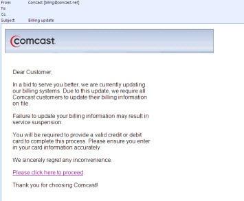 IT Security Phishing Attacks