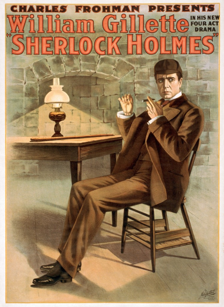 Sherlock Holmes in the Public Domain