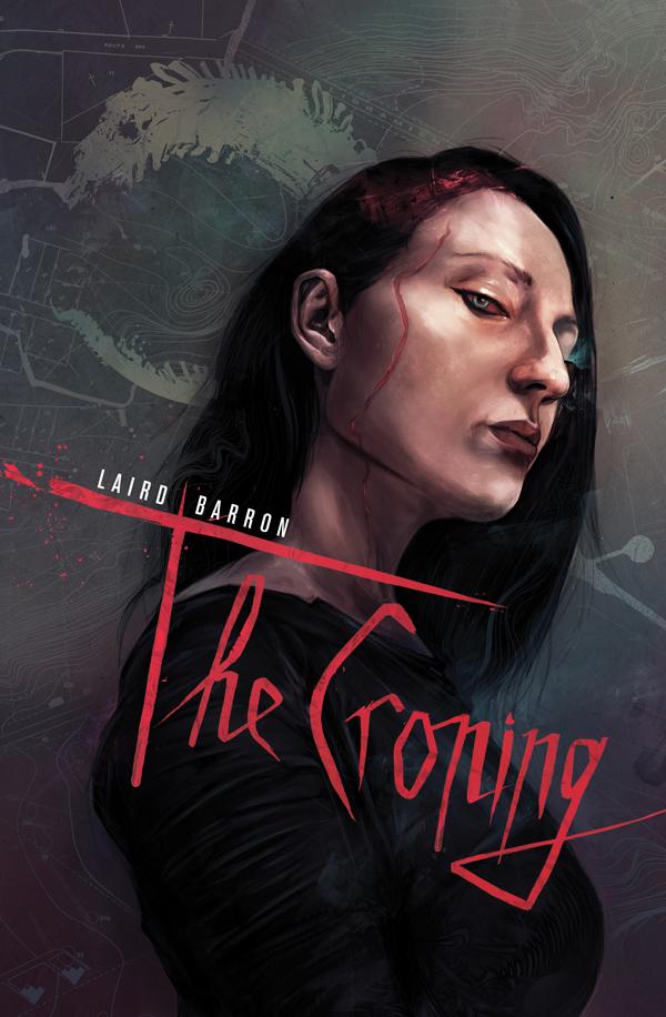 The Croning Laird Barron