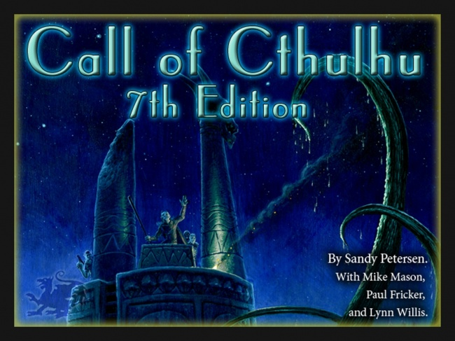 Greg Stafford and Sandy Petersen return to Chaosium