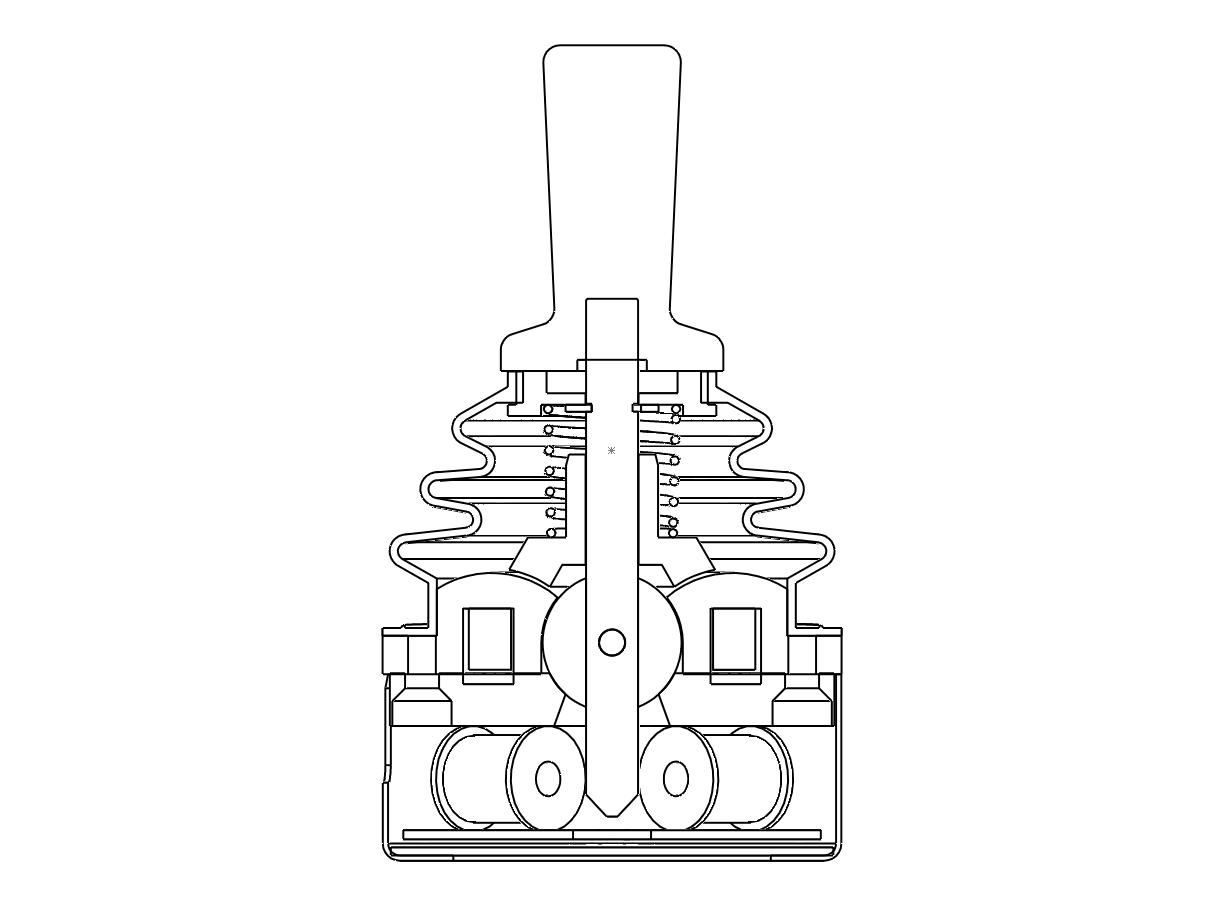 Inductive Joystick Example