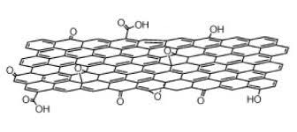 Single-Layer-Graphene-Oxide-Molecular-Structure