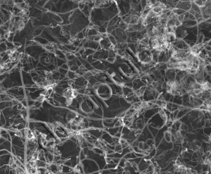 NH2 Functionalized Multi Walled Carbon Nanotubes 20nm