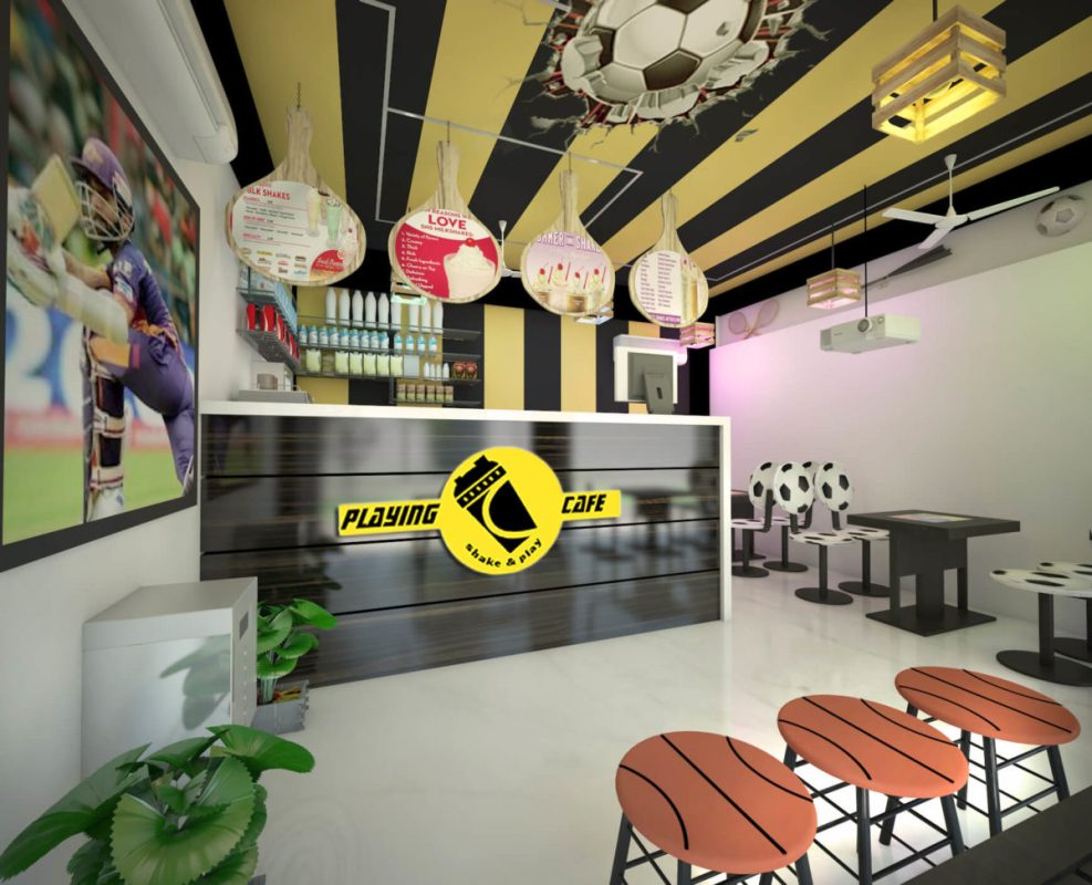 Youre not quite ready to begin choosing the design for your cafeteria your cafeterias design concept will largely depend on your target audience