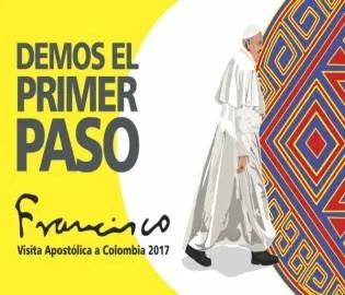 La visita del Papa a Colombia.