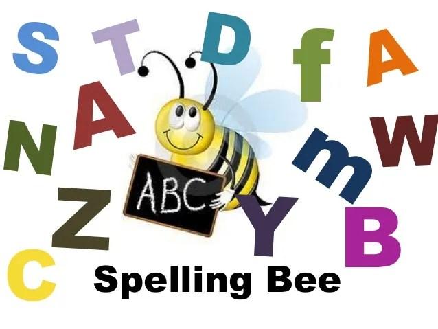 ENCUESTA SPELLING BEE CONTEST