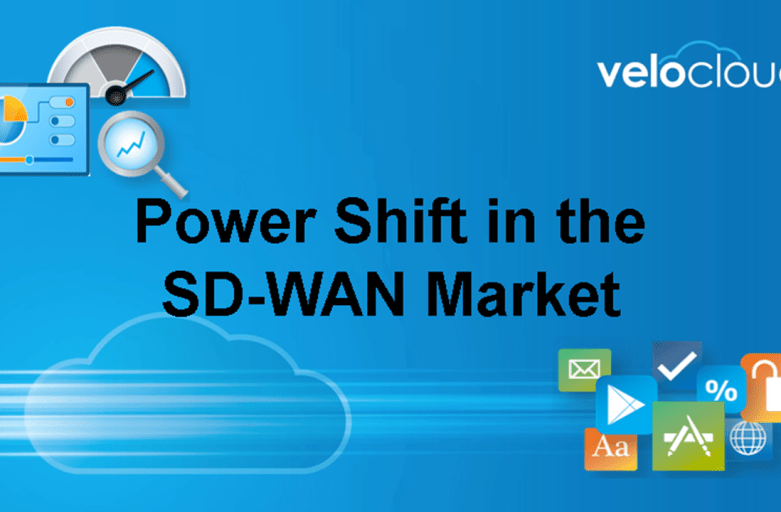 Power Shift in the SD-WAN Market
