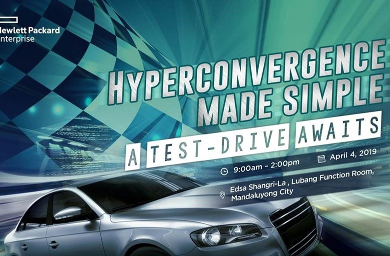 Hyperconverge Workshop: A Test-Drive Awaits!