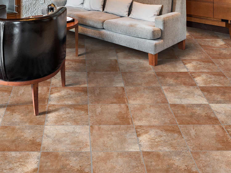 kilimanjaro nairobi terracotta matt porcelain floor tile 350 x 350mm