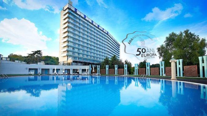 Hotel Europa din Eforie Nord