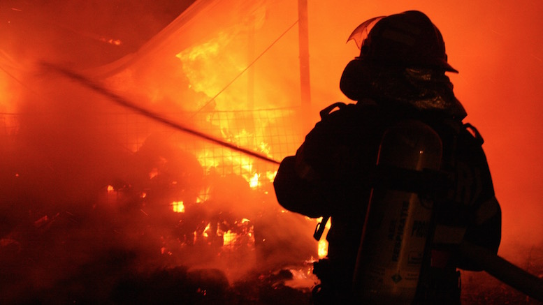 Pompierul și-a pierdut viața. FOTO  radioiasi.ro