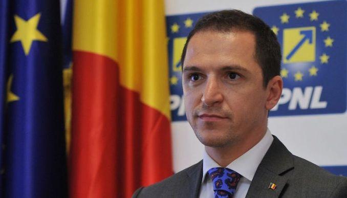 Deputatul PNL Mihai Tararache. FOTO Facebook