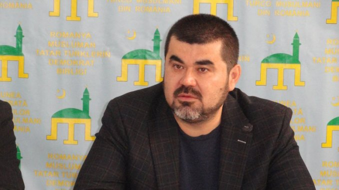Gelil Eserghep, președinte UDTTMR