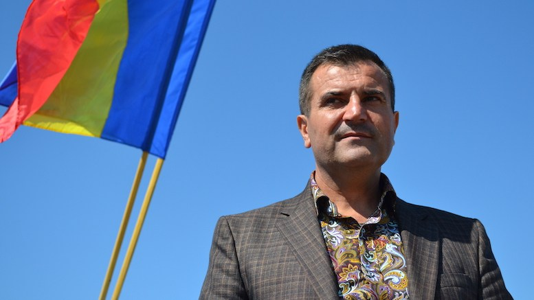 Valentin Vrabie. FOTO Adrian Boioglu