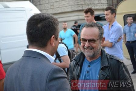 proprietarul Castel Film, Vlad Păunescu. FOTO Adrian Boioglu