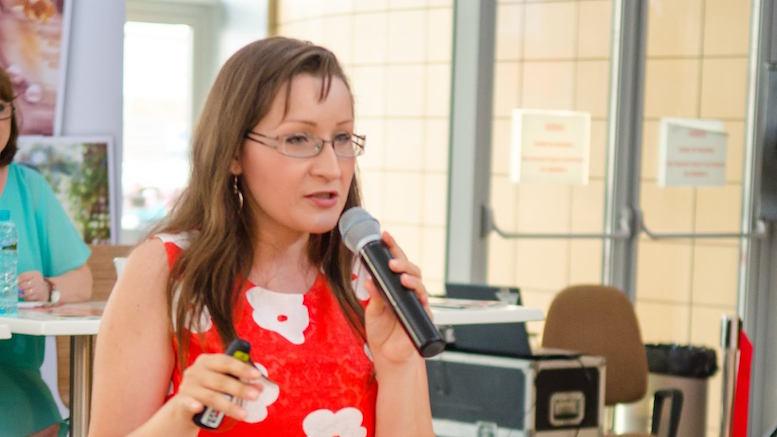Psihoterapeut Georgeta Tudor