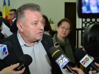 Liviu Popa, directorul RADET Constanța. FOTO Adrian Boioglu