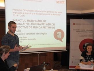 Seminar Legea Dialogului Social