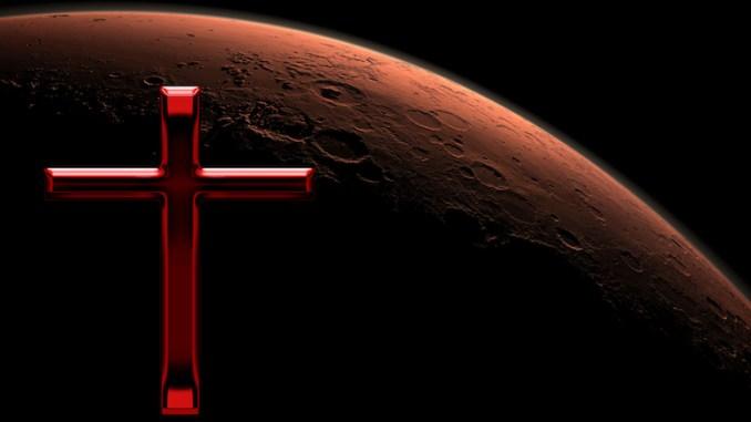 Are loc religia pe planeta Marte? Colaj foto: Constanța News