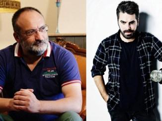 Victor Kapra și Maurice Munteanu vin la Constanța. FOTO Naked PR