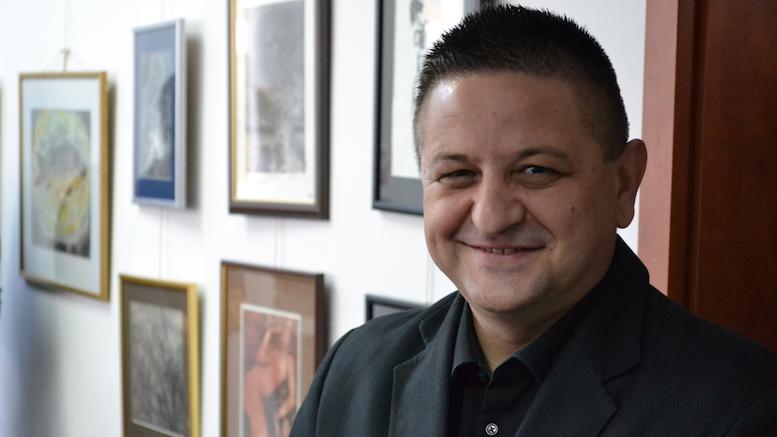 Ovidiu Cupșa, director CERONAV Constanța. FOTO Adrian Boioglu