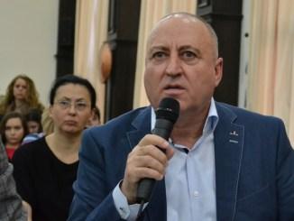 Consilierul municipal Tudorel Chesoi. FOTO Adrian Boioglu