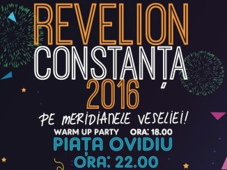 Revelion 2016 la Constanța
