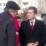 Decebal Făgădău, la întâlnirea cu pensionarii. FOTO replicaonline.ro