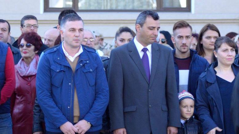 Paul Foleanu (dreapta) și Florin Jianu sunt candidații PSD la Mangalia