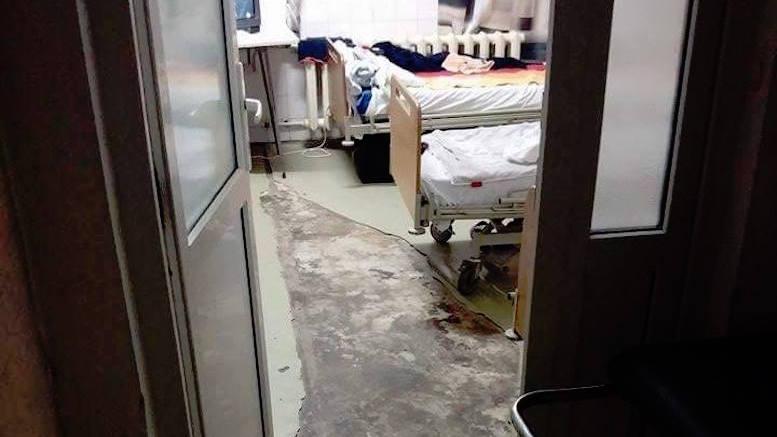 Secția de Gastroenterologia a Spitalului Județean Constanța. FOTO Facebook