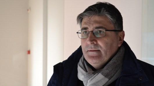 """Dan Cojocaru, managerul Centrului """"jean Constantin"""". FOTO Adrian Boioglu"""