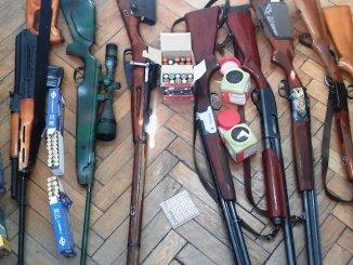 Armele fără documente legale