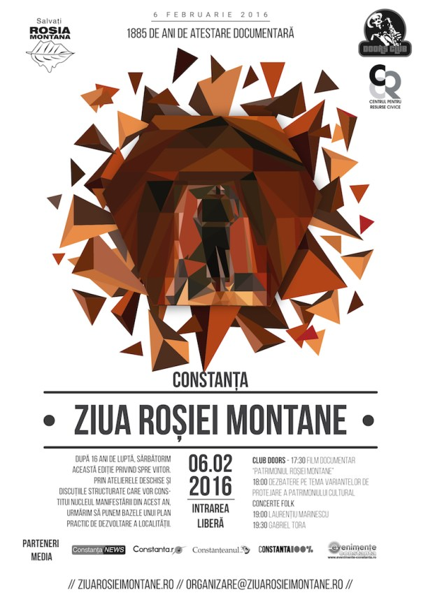 Ziua Roșiei Montane la Constanța