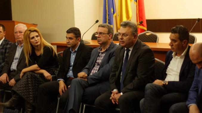 Ședința PNL în care a fost desemnat candidatul la Primăria Constanța