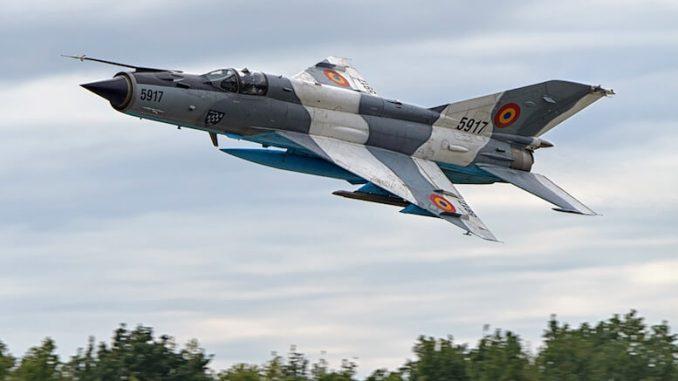 MiG 21 LanceR