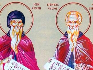 Sfinții Ioan Casian și Gherman