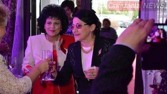 Mariana Gâju și Ecaterina Andronescu. FOTO Adrian Boioglu