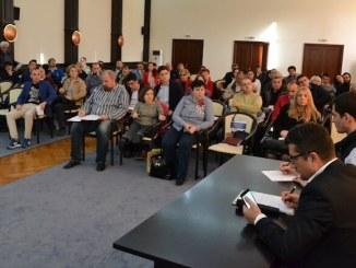 Întâlnire Primăria Constanța - ONG-uri. FOTO Adrian Boioglu