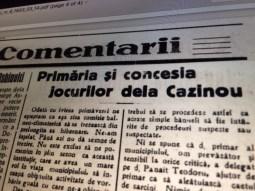 Cazinoul era vedetă și în anii 30