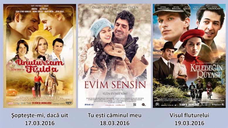 Zilele Filmului Turcesc la Constanța