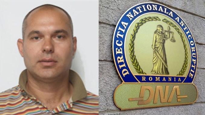 Dorel Manea a fost reținut de procurorii DNA