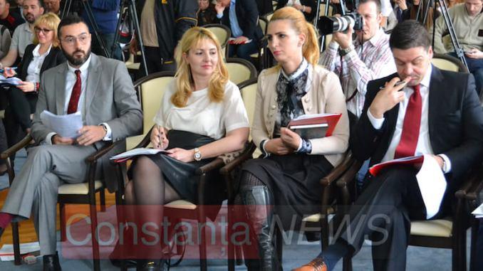 Consilierii municipali ai PNL. FOTO Adrian Boioglu