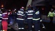 Descarcerare SMURD ISU Dobrogea