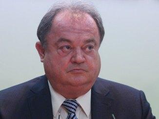 Vasile Blaga, co-președinte PNL. FOTO Constanța NEWS