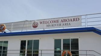 Nava River Aria a sosit în Portul Constanța