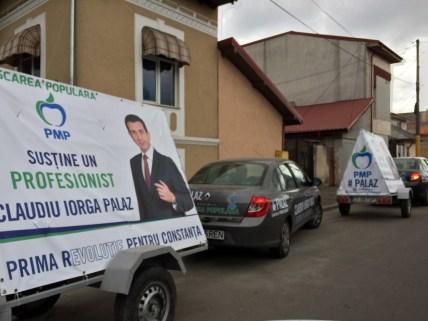 Mașinile lui Claudiu Palaz. FOTO Adrian Boioglu