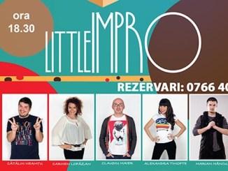 Afiș LittleIMPRO la Mamaia