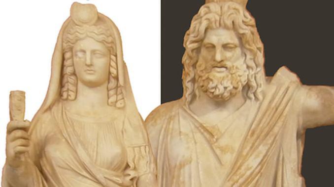 Hades și Persefona