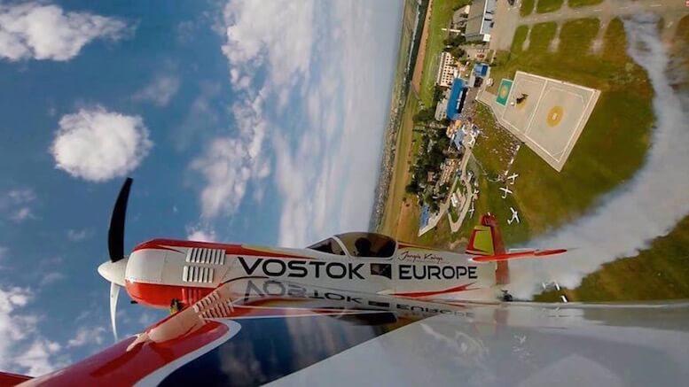 Aeromania la Aeroportul Tuzla